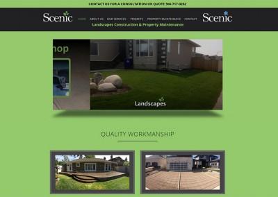 Scenic Landscape & Construction Ltd.